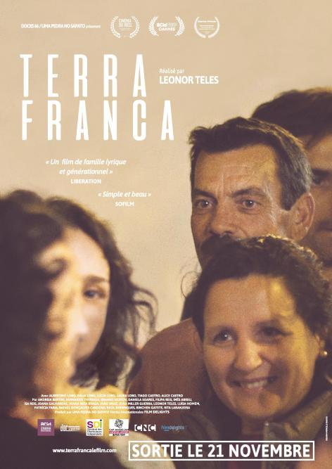 21 nov Affiche Terra Franca Docks66